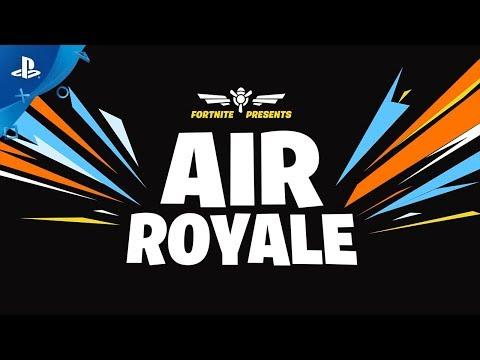 Fortnite -  Air Royale   PS4