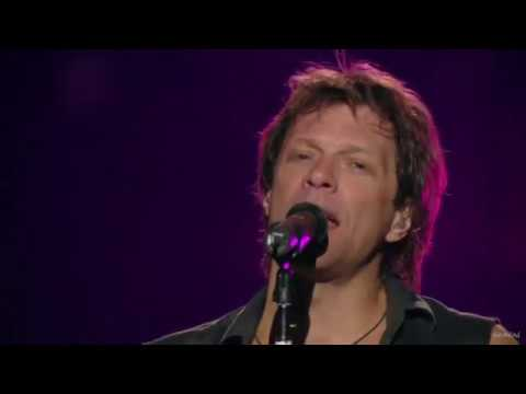 Bon Jovi   Always  Remix Live