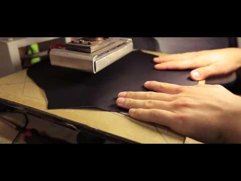 видео: dinas. Производство автомобильных чехлов