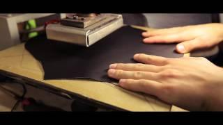 видео Автомобильные чехлы «Динас»