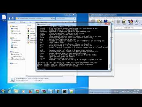 Portable Installation Of Node.js, Npm, Git, Bower, Grunt, Yeoman On An USB Flash Drive