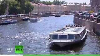 Moscow OUT - Saint Petersburg IN: Summer Activities and Sightseeing