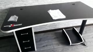 Честный обзор игрового компьютерного стола MaDXRacer ARENA