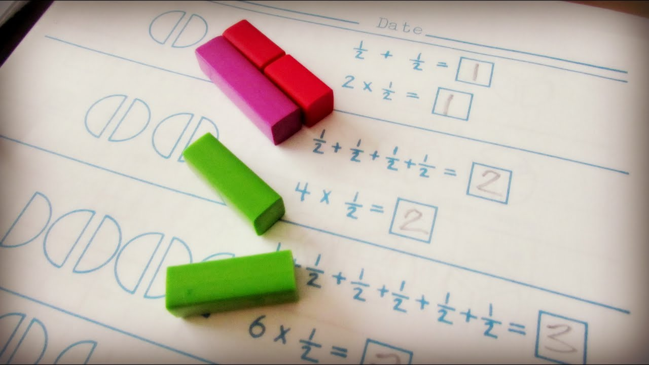 Homeschool Math Lessons - YouTube