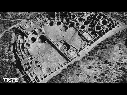 Ancient Secrets at Chaco Canyon Being Studied by NASA