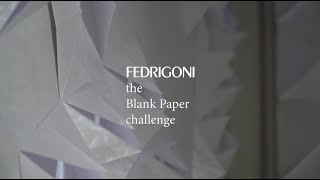 FEDRIGONI, #BlankPaperChallenge Event at Villa Mayfair Barcelona