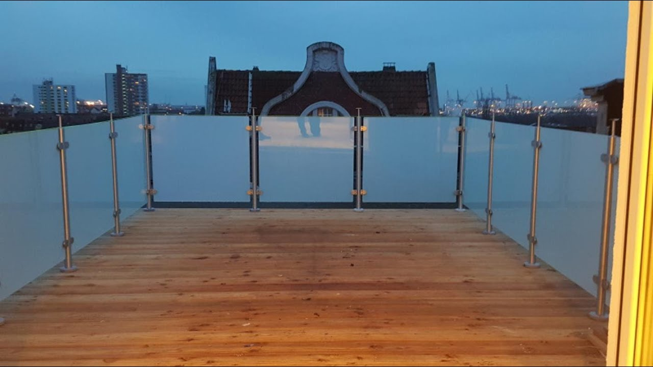 Penthouse - Gaubenzimmer - Dachterrasse - LED-Beleuchtung ...