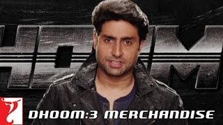 Dhoom:3 - Men's Fashion Accessories.