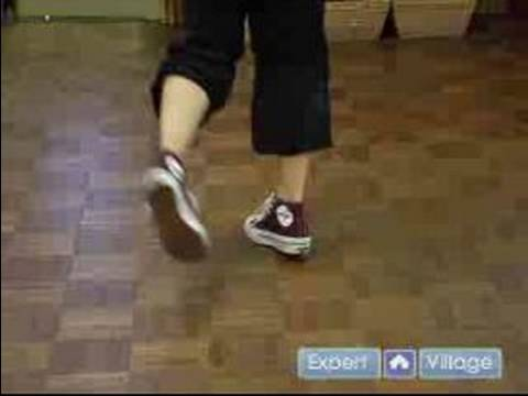Breakdancing Moves and Steps : Charlie Rock Moves & Steps in