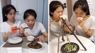 Twin Sisters Comedy Tiktok Videos | Best Funny Twin Melody TikTok Memes and Videos 2019