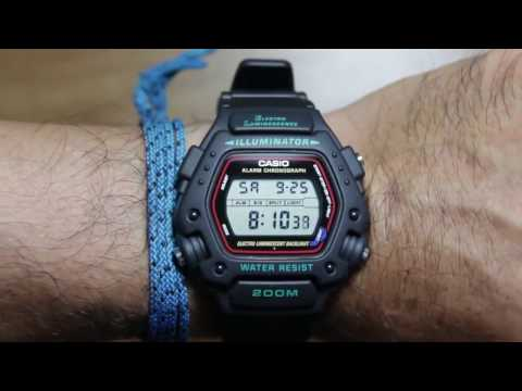 Casio Standard DW-290-1V *BEST SELLER