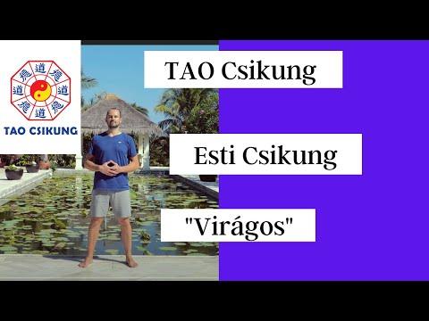 TAO Csikung - 12 perces esti csikung - a stressz átalakítására életerővé!