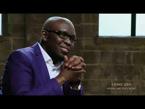 KCB Lions' Den S02E07 - WATN BTRACK GLOBAL Pitch 33