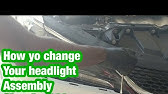 Chrysler 200 and dart active grill shutter replacement - YouTube