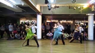 Argentine Waltz Performance Class choreographed by Jennifer Wesnousky