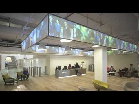 Inside awards: Sony Music Headquarters by Linda Morey Smith