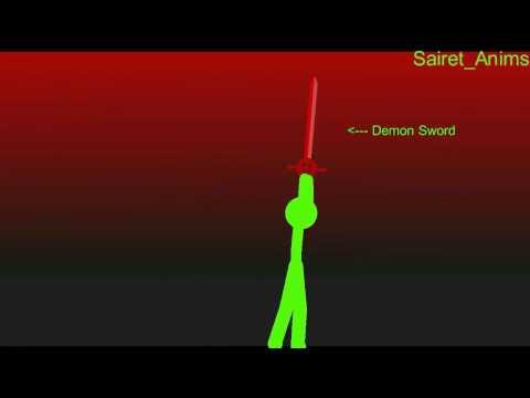 My part The Demon Hunter Collab(ZuskatoR3D X)