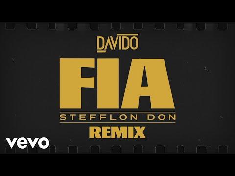 Davido - FIA (Remix) (Lyric Video) ft. Stefflon Don