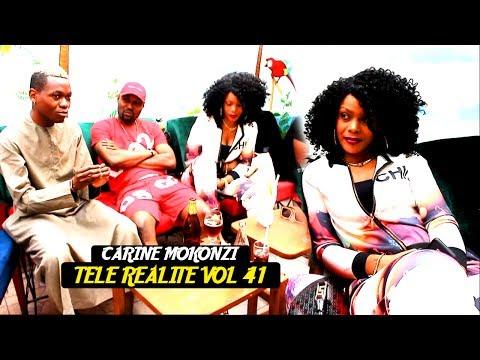 Télé Realité Vol 41 Carine Mokonzi A Komi PARIS A Meli Champagne Pona Victoire Ya Concert Ya OLYMPIA