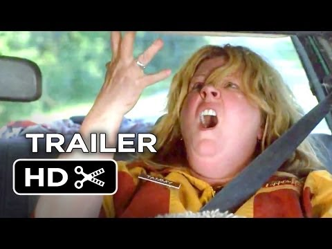 Tammy Official Trailer #1 (2014) - Melissa McCarthy, Susan S