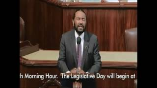 "Rep. Al Green: We must preserve the ""Justice"" in the Justice Department"