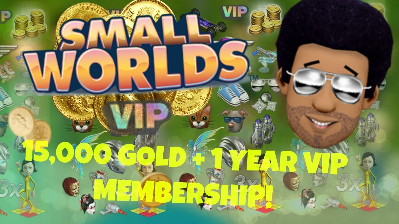 (CLOSED) Official Smallworlds 2015 - 15,000 GOLD & 1 YEAR ...