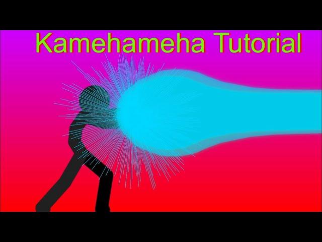 Stick Nodes| Kamehameha Tutorial