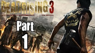 ► Dead Rising 3 | #1 | Držte si bradavky! | CZ Lets Play / Gameplay [1080p] [PC]