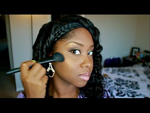 All About Bronzer & How To Apply Bronzer/Highlighter On Dark skin   What is Bronzer used for?