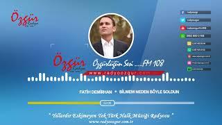 FATİH DEMİRHAN -YARİN YAYLASINA  ( Canlı Performans ) Resimi