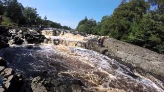 River Tees High Force to Low Force