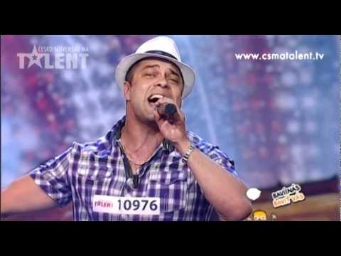 Jaroslav Parči | Česko Slovensko má talent 2011