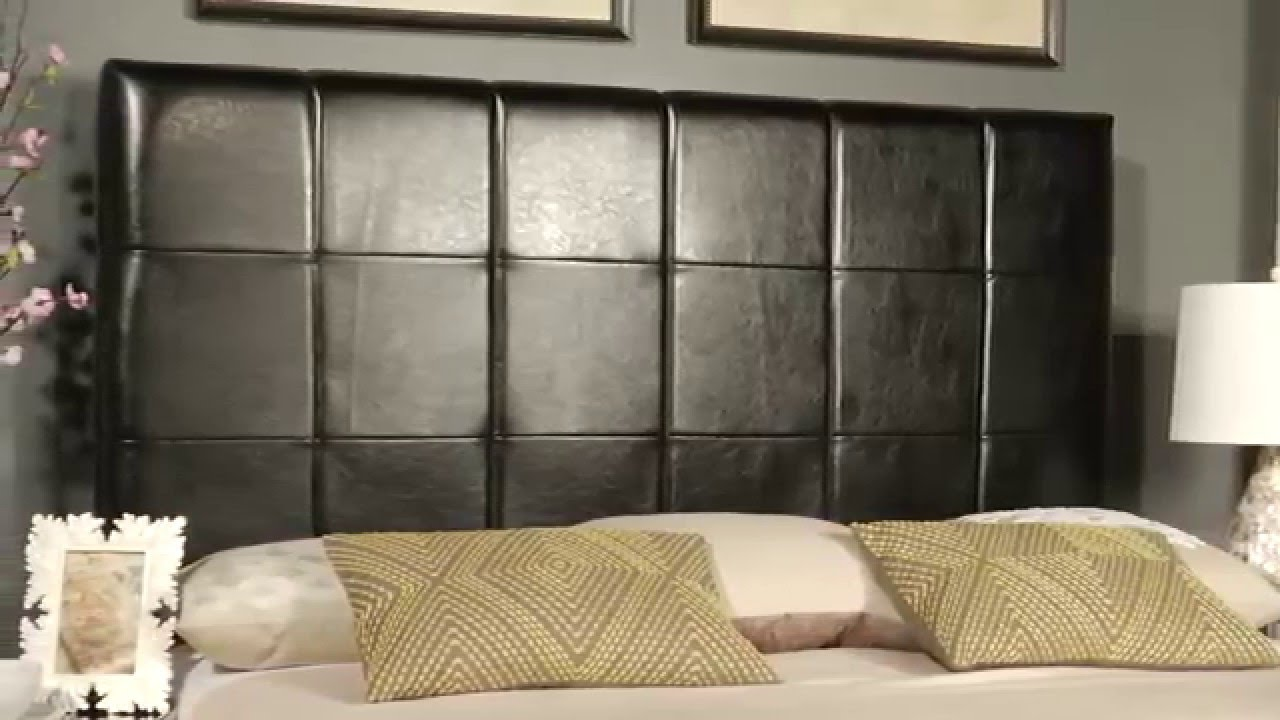 Reupholster Leather Headboard