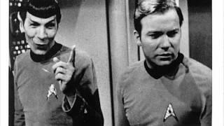 Leonard Nimoy Behind the Scenes as Spock