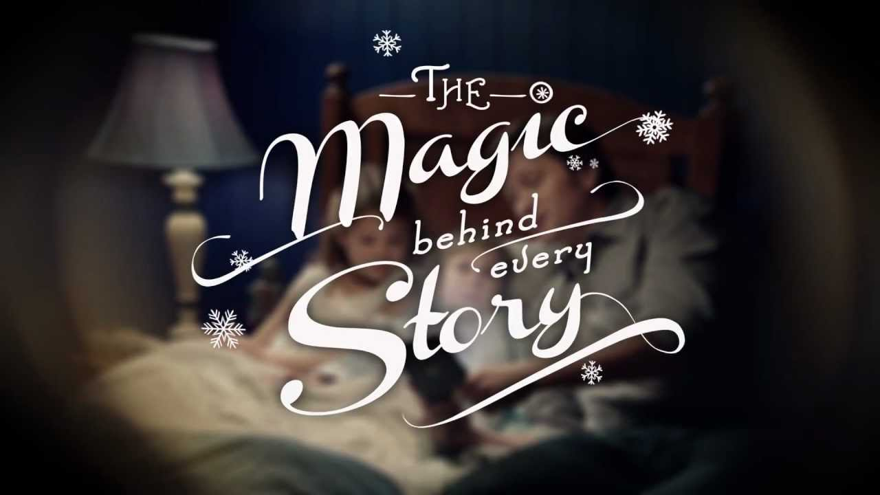 The Magic behind every Story (Mini Snapback offer) - Kobo Christmas  Commercial 2012 - YouTube 94394b9ca155