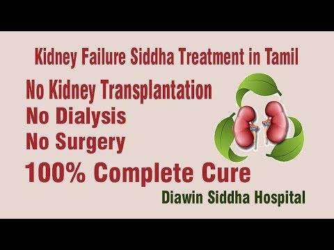Kidney Failure Tamil Maruthuvam Kidney Failure Disease