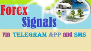 Forex Signals Telegram Channel For Trading