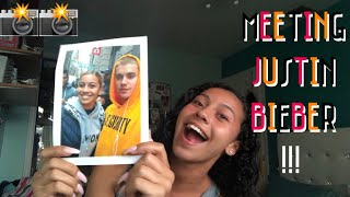 STORY TIME: MEETING JUSTIN BIEBER