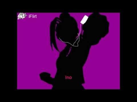 Naruto Girls Ipod