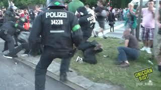 Ein Fest der Demokratie- Polizeigewalt G20 Hamburg (2017)
