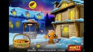 Monkey GO Happy: mini monkeys 2 Walkthrough