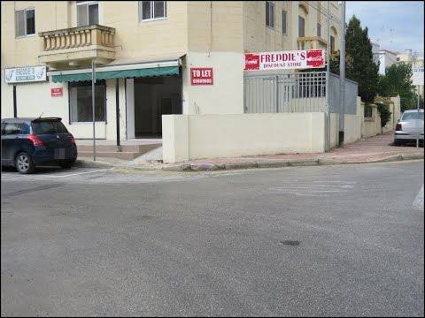 Malta Commercial Property To Let | Shop - Offices | Iklin