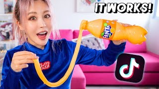 I Tested TikTok Life Hacks To See If They Actually Work! Part 2