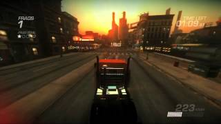 Ridge Racer Unbounded - Drag Racing Gameplay
