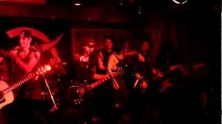 """The Fright & Ghoultown - Frighttown perfoming """"Halloween"""" and """"Where Eagles Dare"""" from the Misfits"""