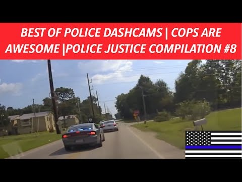 👮🏼🚔 BEST OF POLICE DASHCAMS | COPS ARE AWESOME | POLICE JUSTICE COMPILATION #9