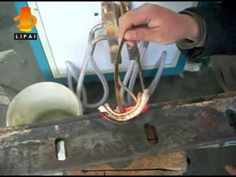 WH-VI-50 Induction Welding Machine For Cutter