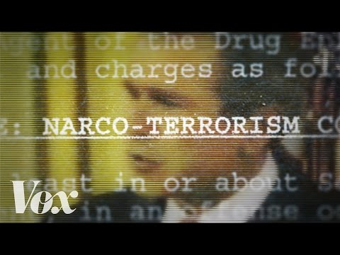 """How the DEA invented """"narco-terrorism"""""""