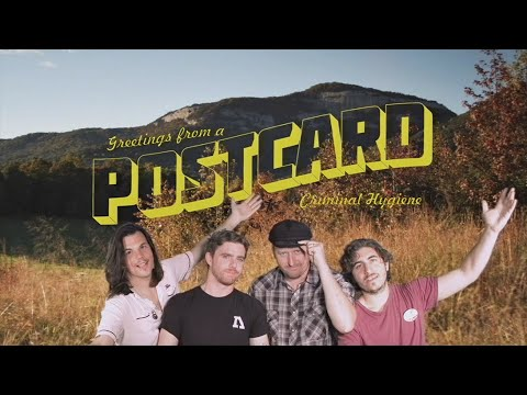 """Criminal Hygiene """"Greetings From A Postcard"""" Official Video Mp3"""