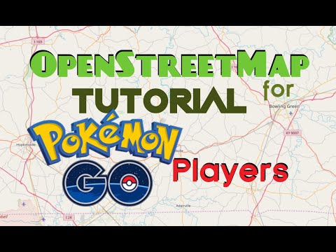 OpenStreetMap tutorial for Pokemon Go Players thumbnail